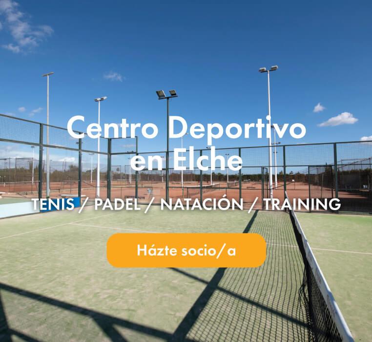 Centro Deportivo en Elche