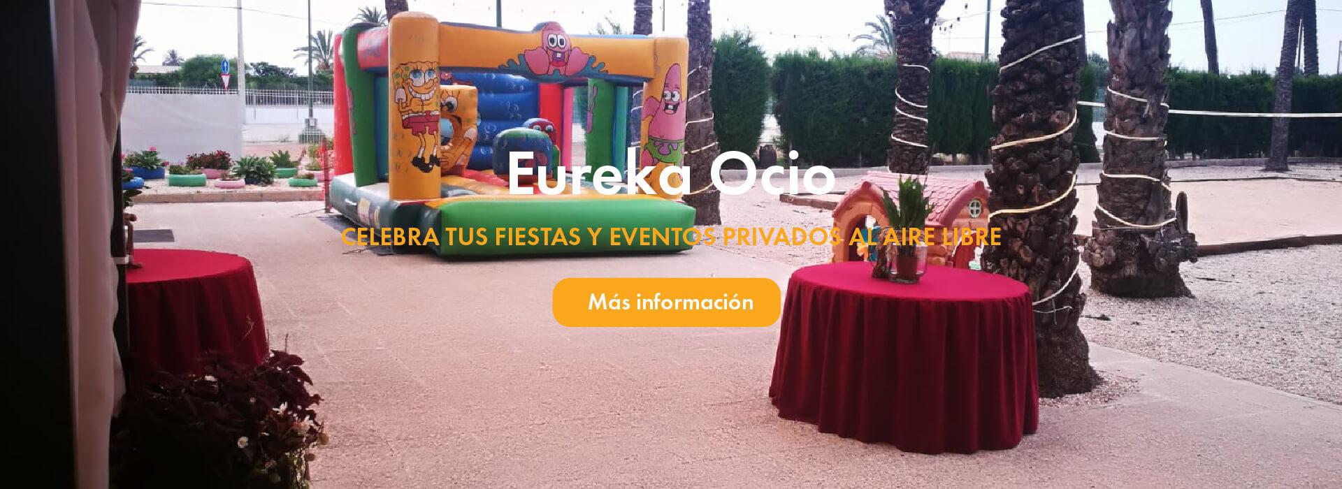 Eureka Ocio