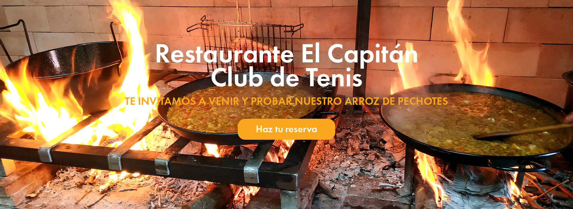 Restaurante El Capitán Club de Tenis