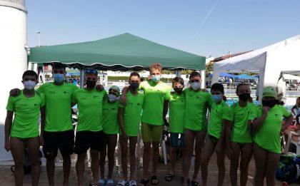 equipo alevin verano