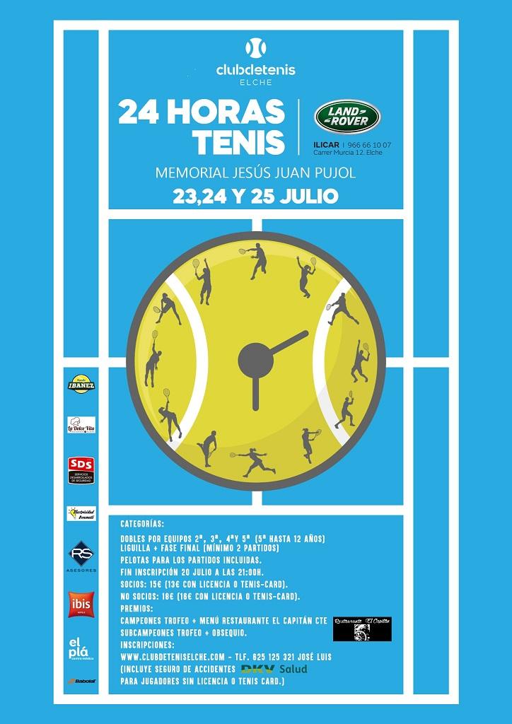 Torneo 24h tenis
